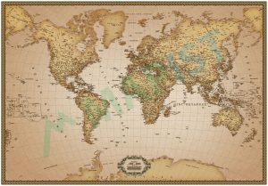 _Dünya Antik Kahverengi 1