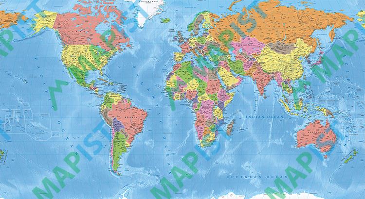 Dunya-Siyasi-Haritası